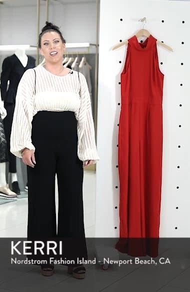 Tie Back Jumpsuit, sales video thumbnail