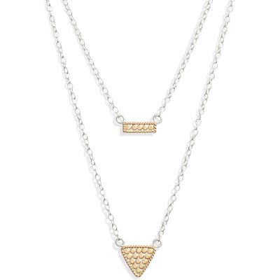Anna Beck Multistrand Necklace