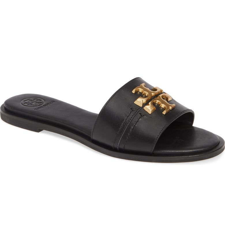 TORY BURCH Everly Slide Sandal, Main, color, 004