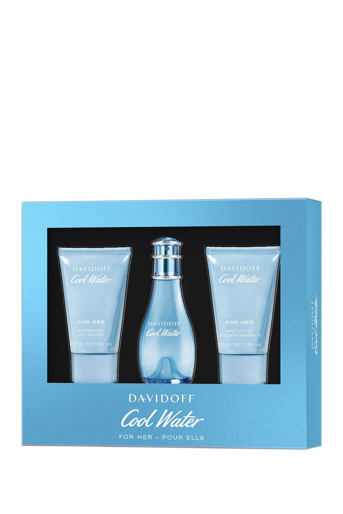 Image of Calvin Klein Cool Water Woman Eau de Toilette Gift Set