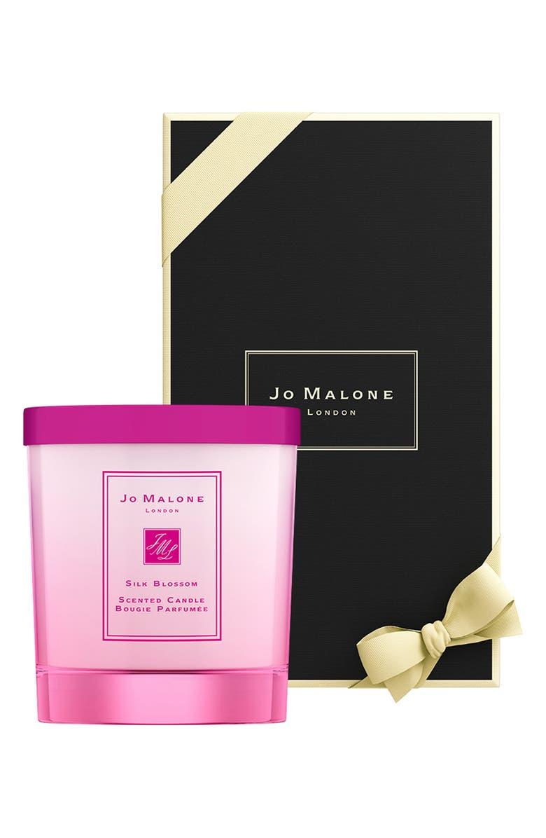 JO MALONE LONDON<SUP>™</SUP> Silk Blossom Candle, Main, color, NO COLOR
