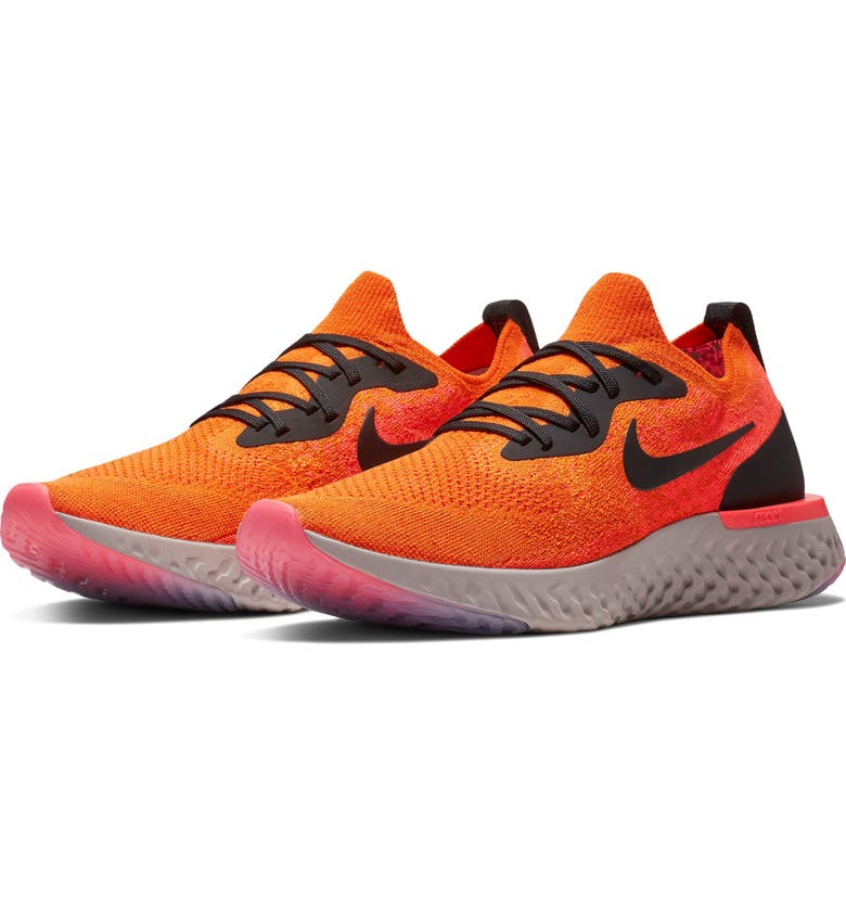 d55f0b33 Nike Epic React Flyknit Running Shoe (Men) | Nordstrom