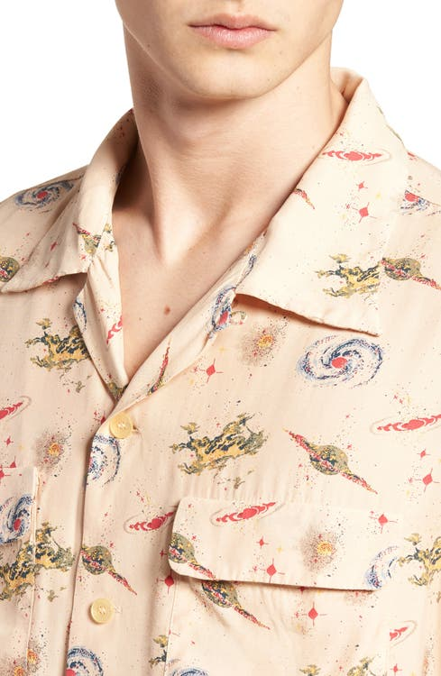799eb067 Levi's® Vintage Clothing 1940s Hawaiian Shirt | Nordstrom