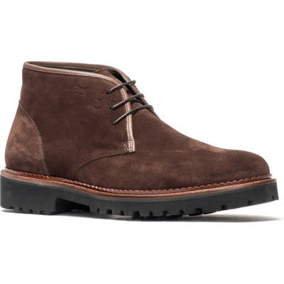 Rodd & Gunn Lake Gunn Water Repellent Chukka Boot, Brown