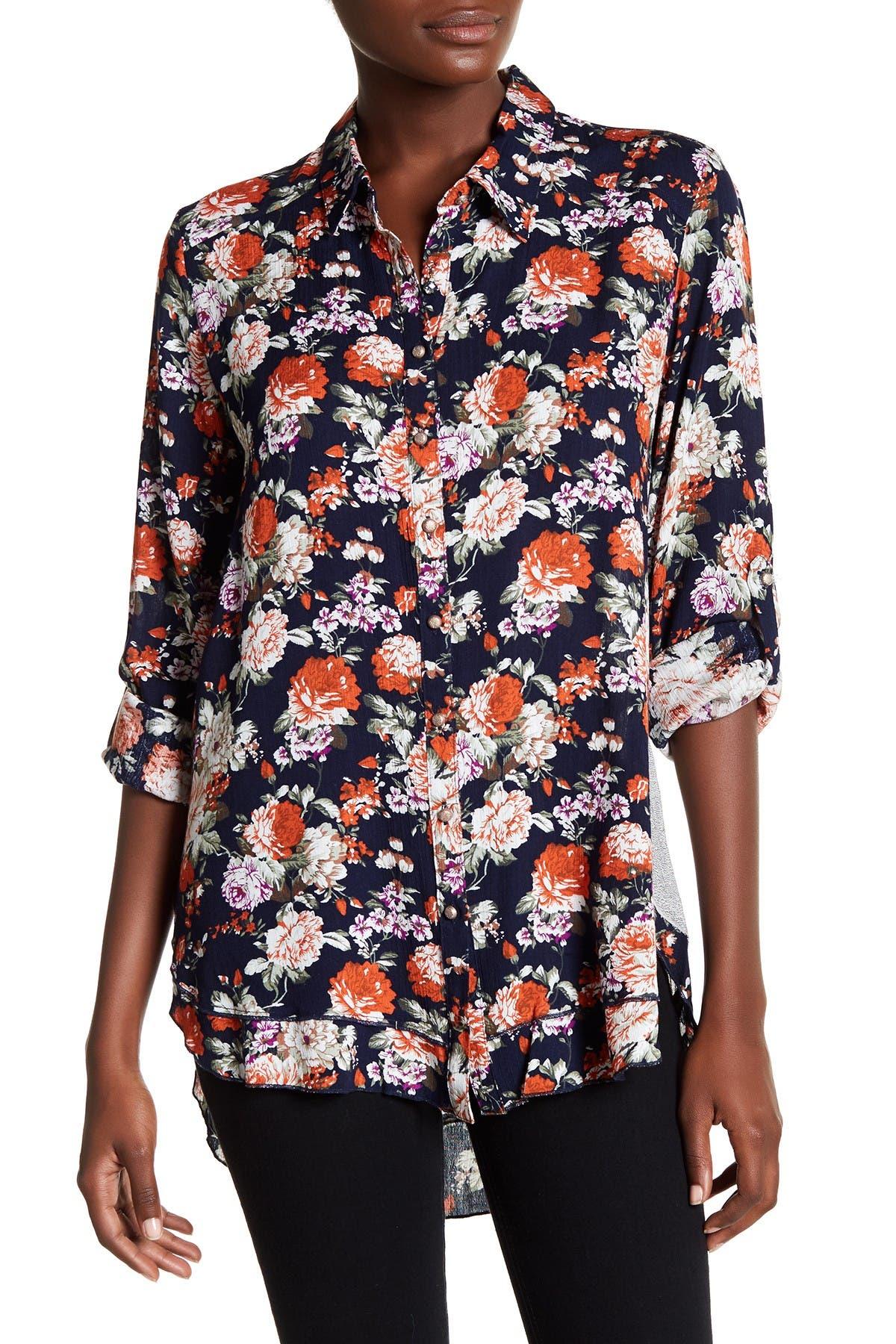 Image of ARATTA Flower Power Shirt
