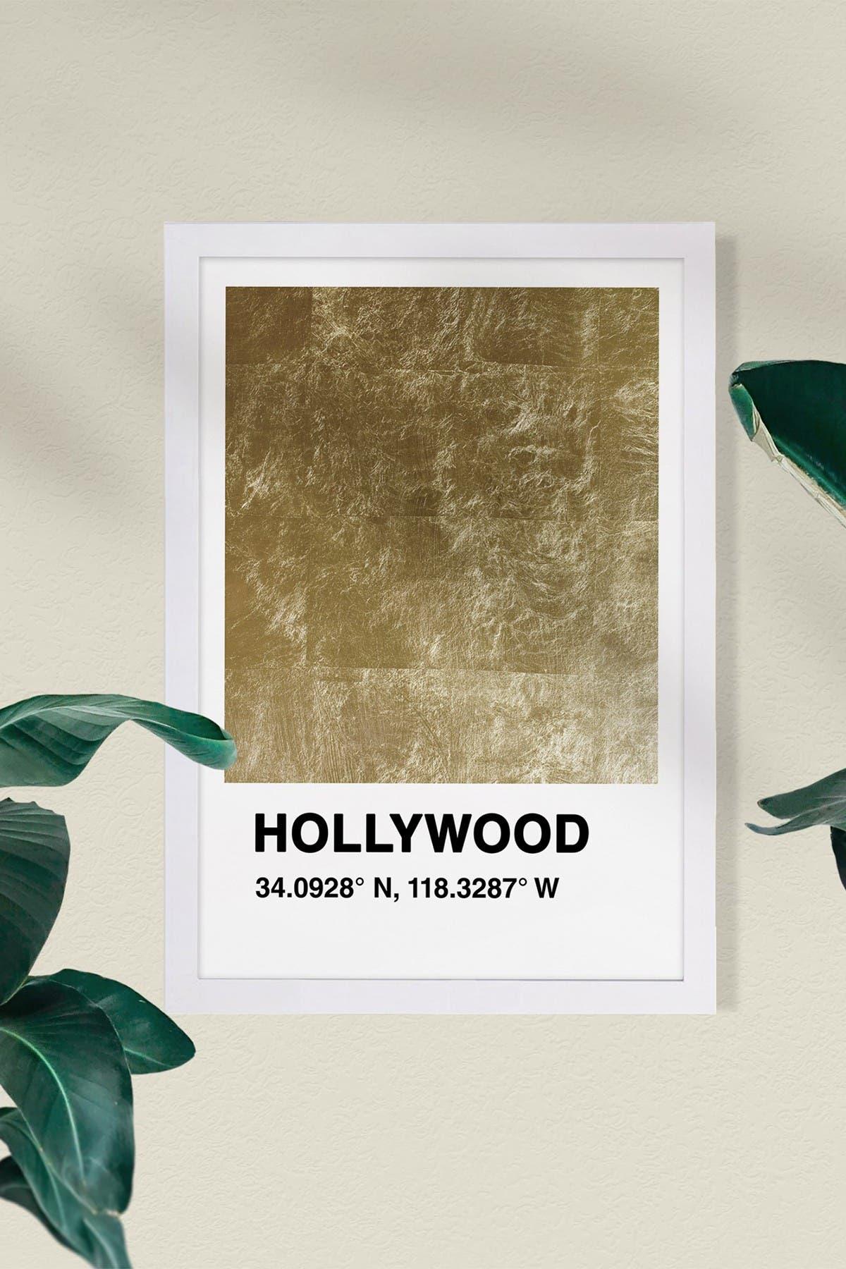 Image of Wynwood Studio Hollywood Color Swatch Art