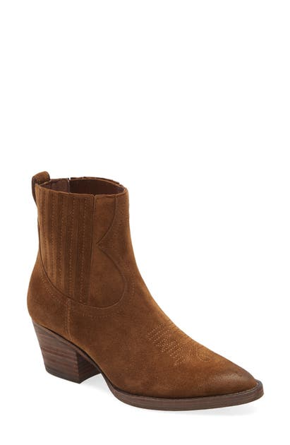 Ash FAITH WESTERN STYLE CHELSEA BOOT