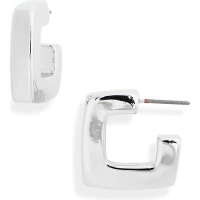Bp. Small Square Hoop Earrings