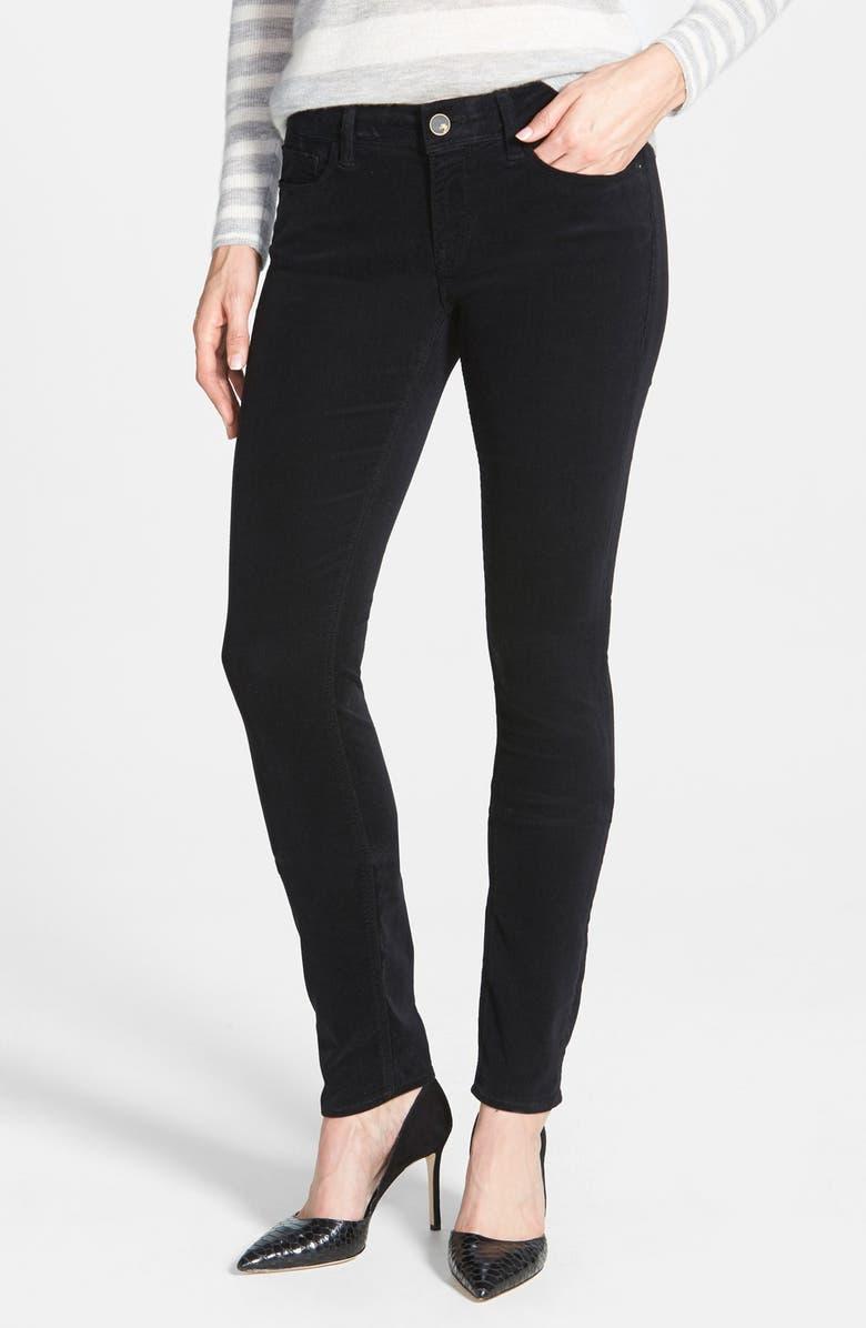 MAVI JEANS 'Alexa' Stretch Corduroy Skinny Pants, Main, color, 001