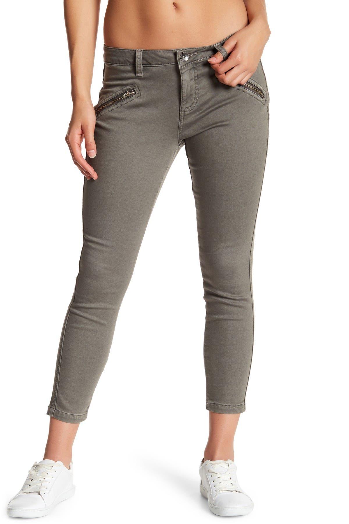 Image of JAG Jeans Ryan Zip Pocket Skinny Jeans