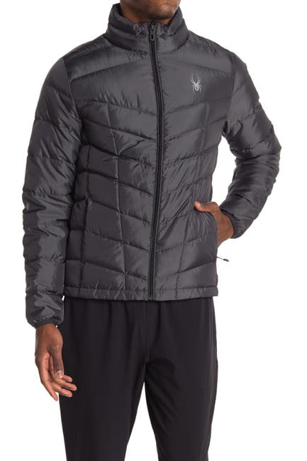 Image of SPYDER Pelmo Down Quilted Jacket