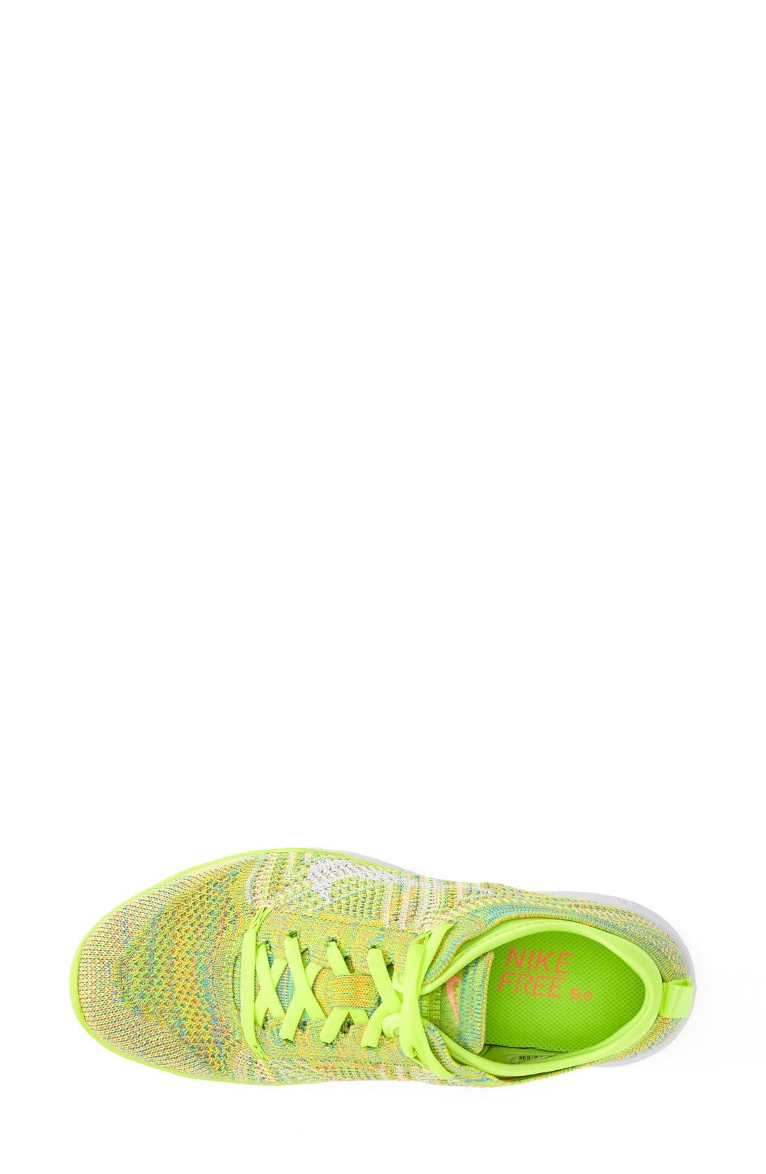 ,                             'Free Flyknit 5.0 TR' Training Shoe,                             Alternate thumbnail 55, color,                             700