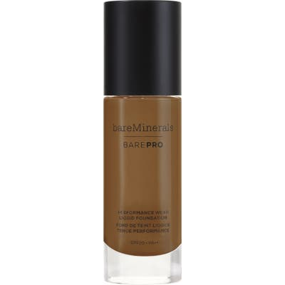 Bareminerals Barepro Performance Wear Liquid Foundation - 30 Cocoa