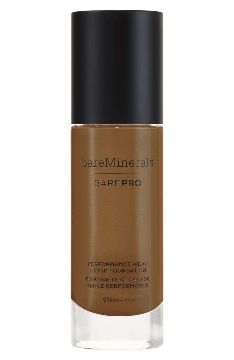BAREMINERALS<SUP>®</SUP> BarePro<sup>®</sup> Performance Wear Liquid Foundation, Main, color, 30 COCOA