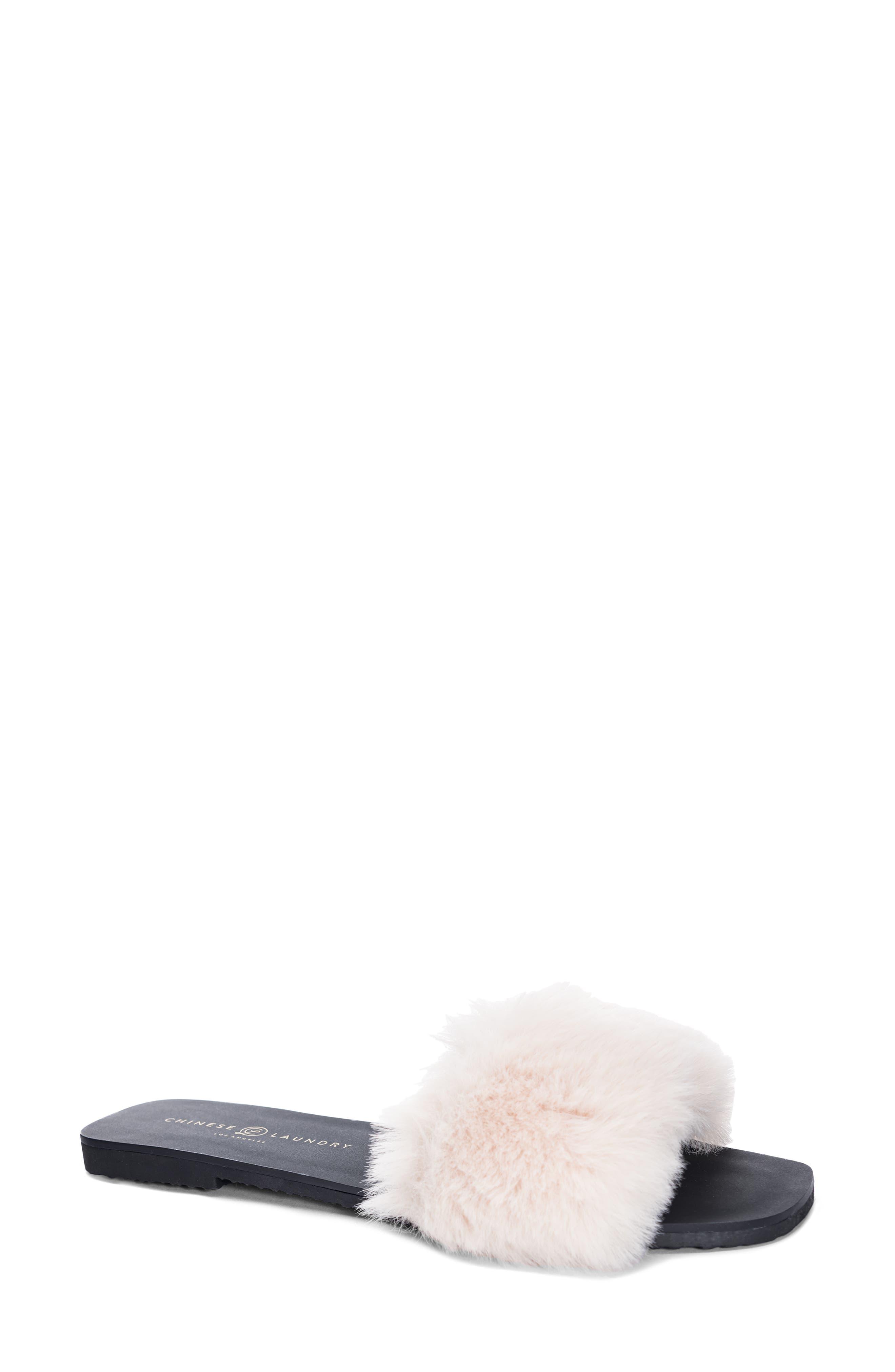 Madonna Slide Sandal