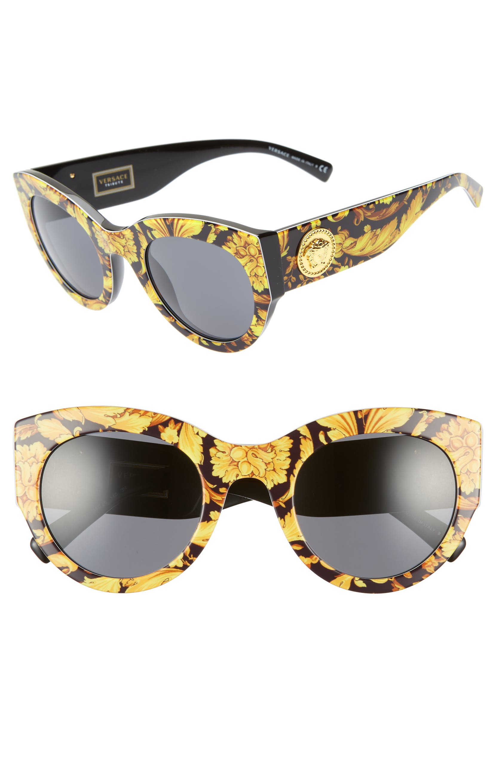 e2bcf62ec1 Tribute 51mm Cat Eye Sunglasses