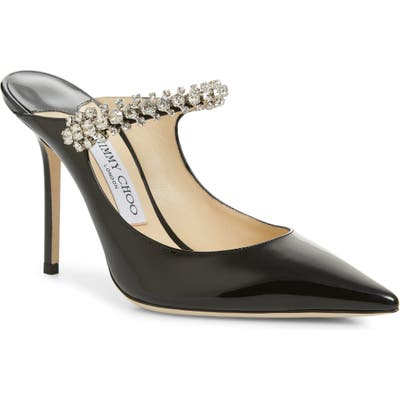 Jimmy Choo Embellished Mule