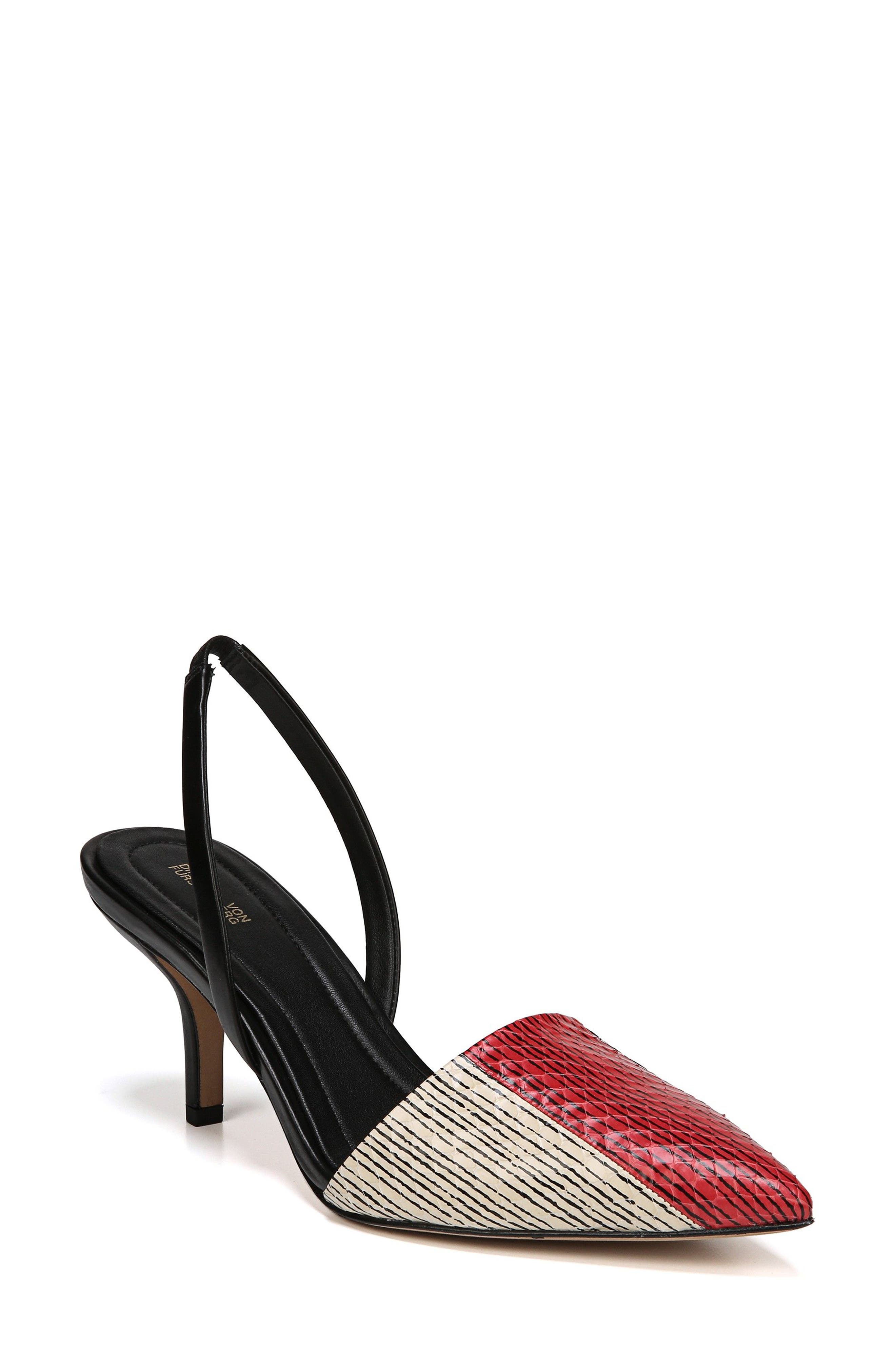 ,                             Mortelle Genuine Snakeskin Pump,                             Main thumbnail 61, color,                             601