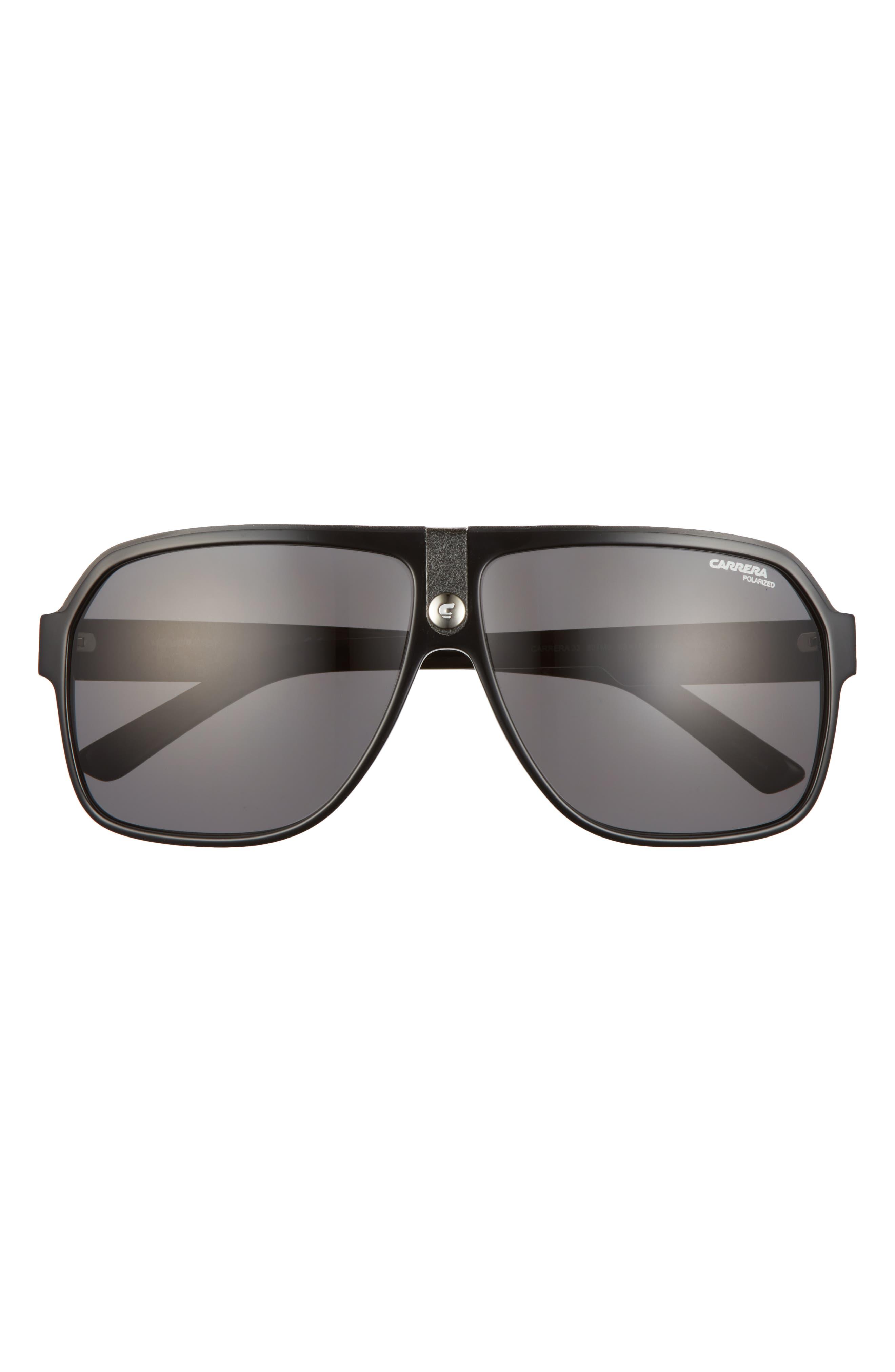 Men's Carrera 62mm Gradient Aviator Sunglasses