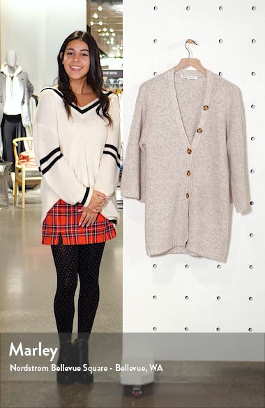Reverie Relaxed Cardigan, sales video thumbnail