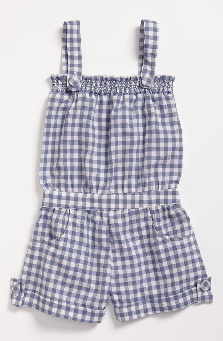 PUMPKIN PATCH Gingham Coveralls, Main, color, 400
