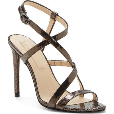 Imagine By Vince Camuto Ramsey Strappy Sandal, Metallic