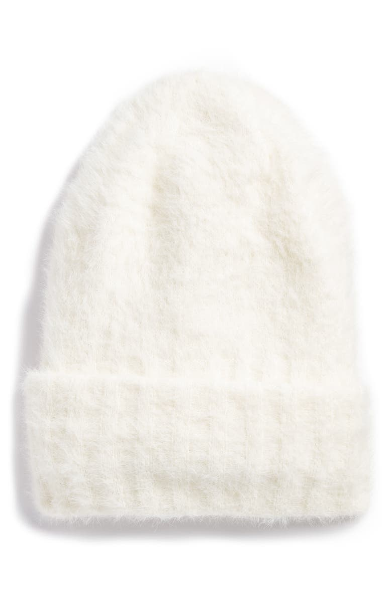 FREE PEOPLE Head in the Clouds Beanie, Main, color, 100