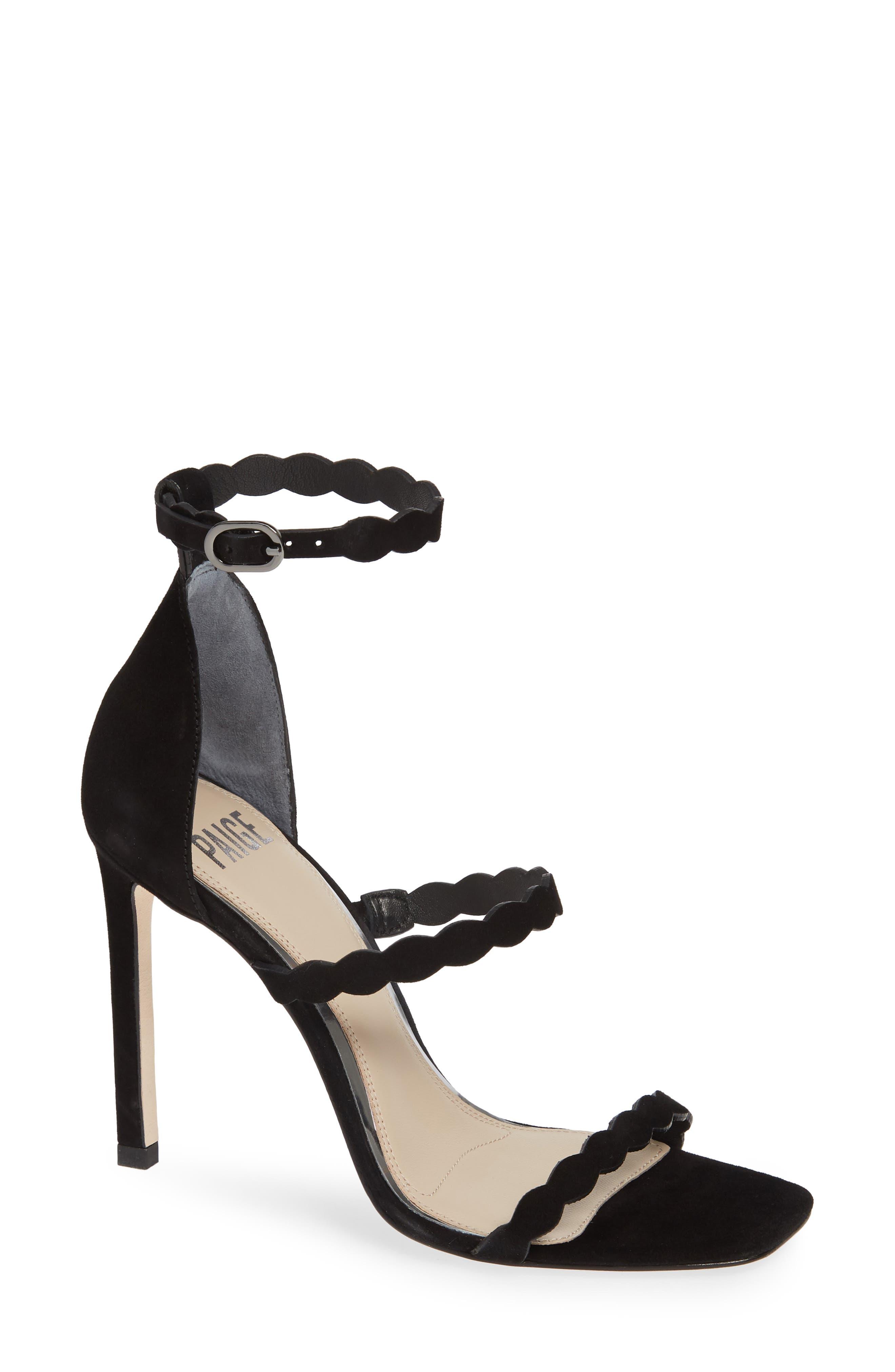 Image of PAIGE Vita Scallop Strap Sandal