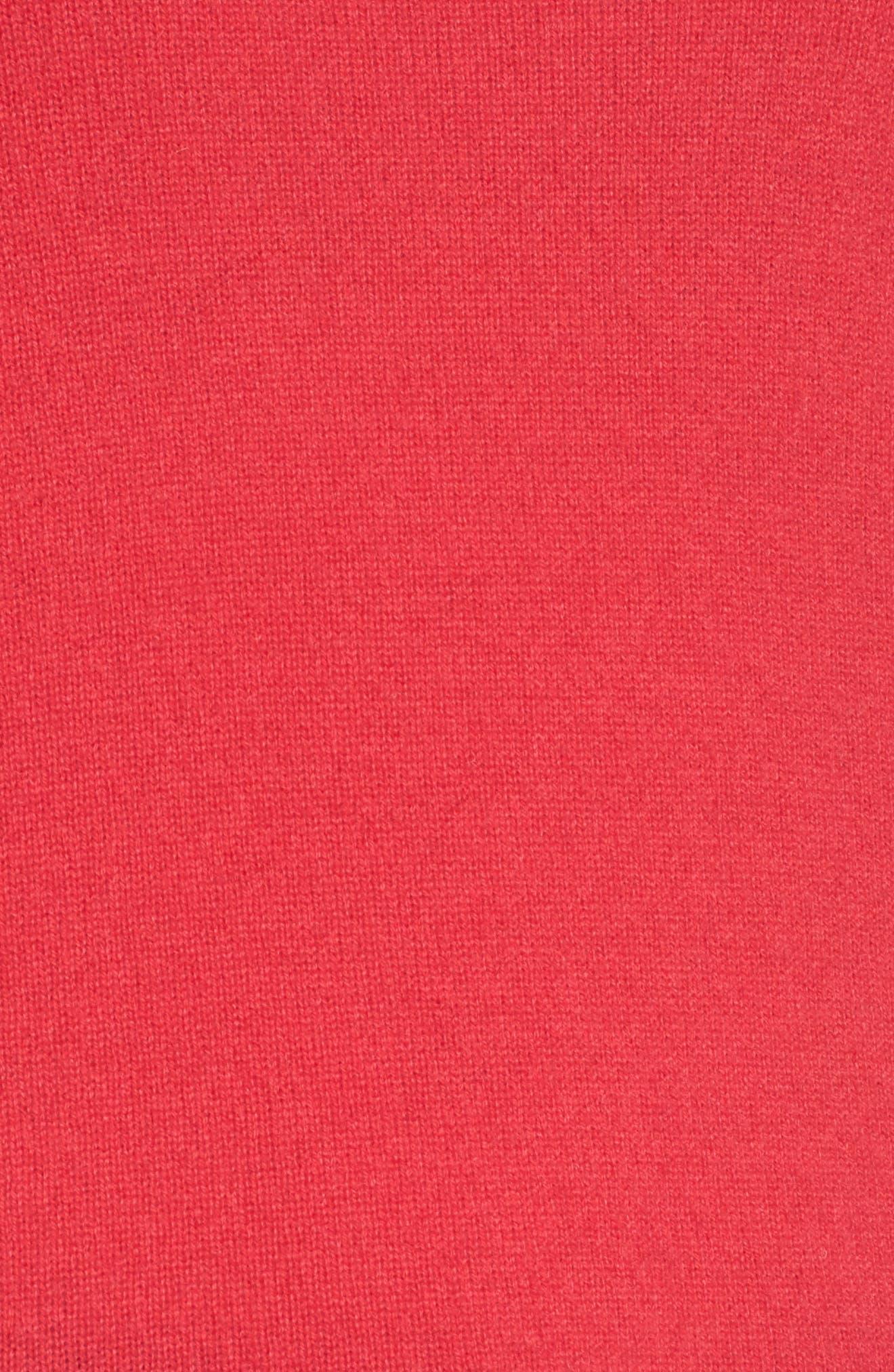,                             Crewneck Cashmere Sweater,                             Alternate thumbnail 166, color,                             650