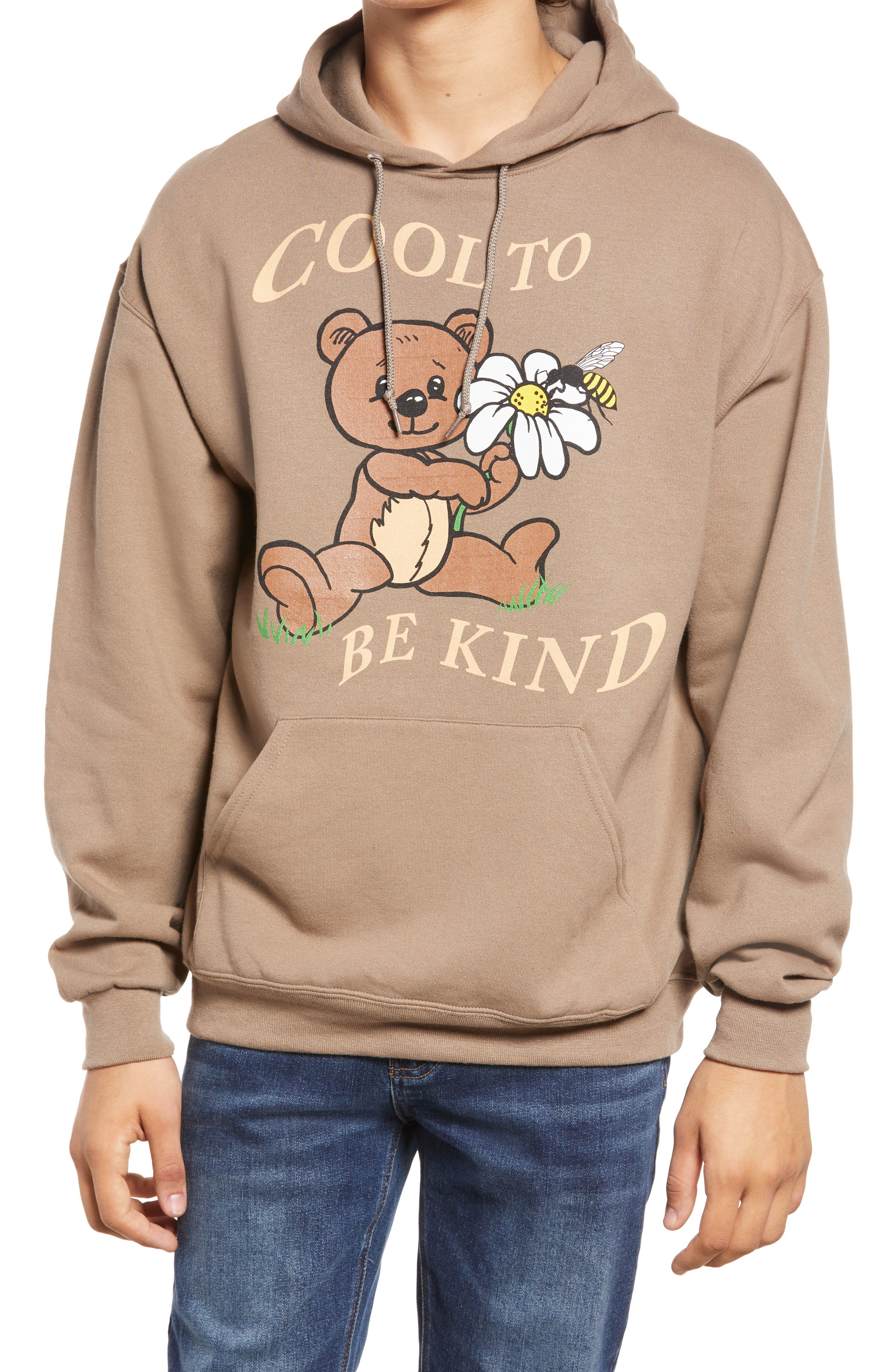 Men's Cool To Be Kind Graphic Hoodie