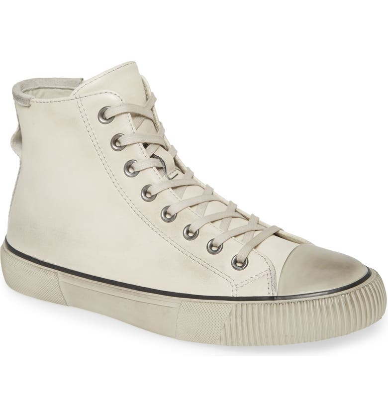 ALLSAINTS Osun Sneaker, Main, color, CHALK