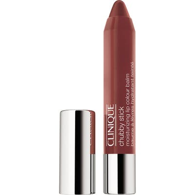 Clinique Chubby Stick Moisturizing Lip Color Balm - Fuller Fig