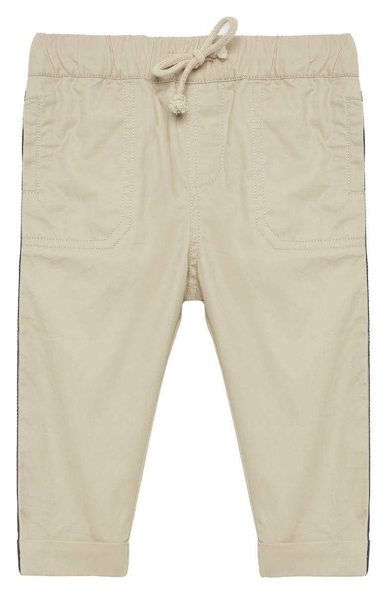 BARDOT JUNIOR Felix Cargo Pants, Main, color, BLEACHED SAND