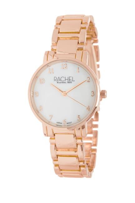 Image of RACHEL Rachel Roy EZ Read Quartz Watch & Crystal Bracelet Set