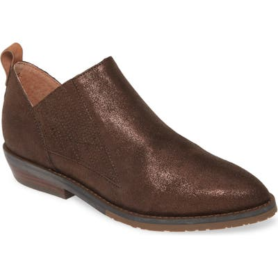 Gentle Souls By Kenneth Cole Neptune Bootie, Brown