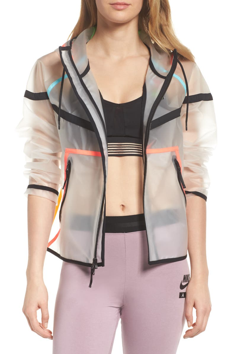 5c3554987 NikeLab Collection Ghost Windrunner Women's Jacket, Main, color, ...