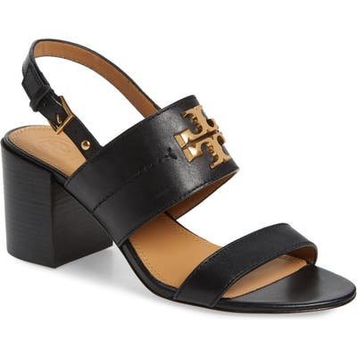 Tory Burch Everly Sandal, Black