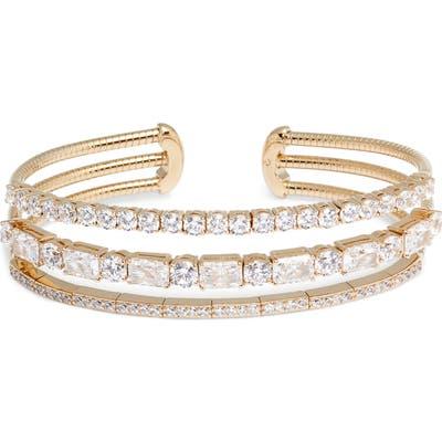 Nadri Rae Flexi Cuff Bracelet