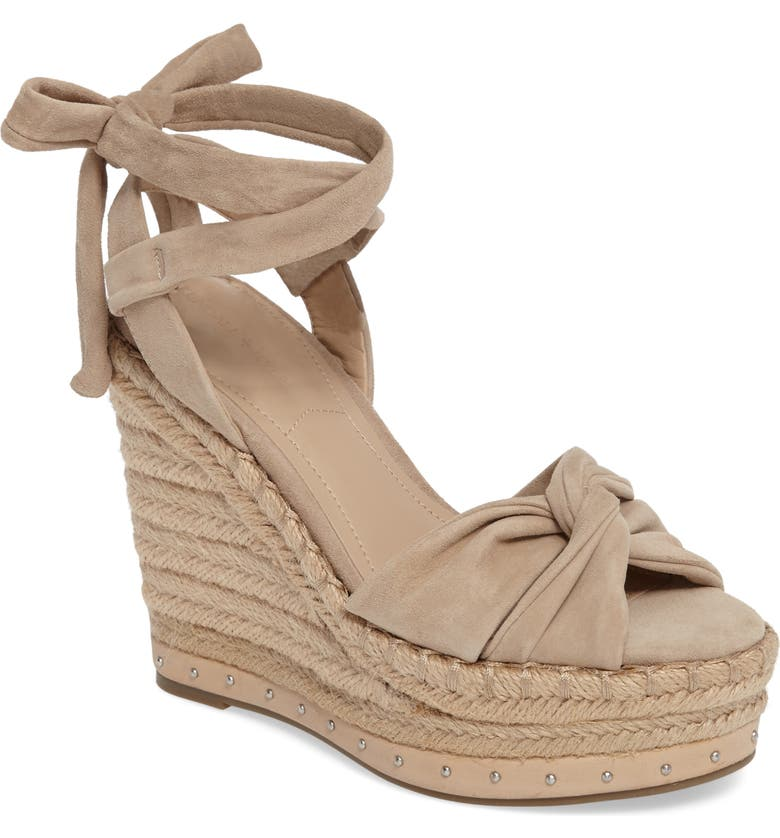 KENDALL + KYLIE Grayce Espadrille Wedge, Main, color, 271