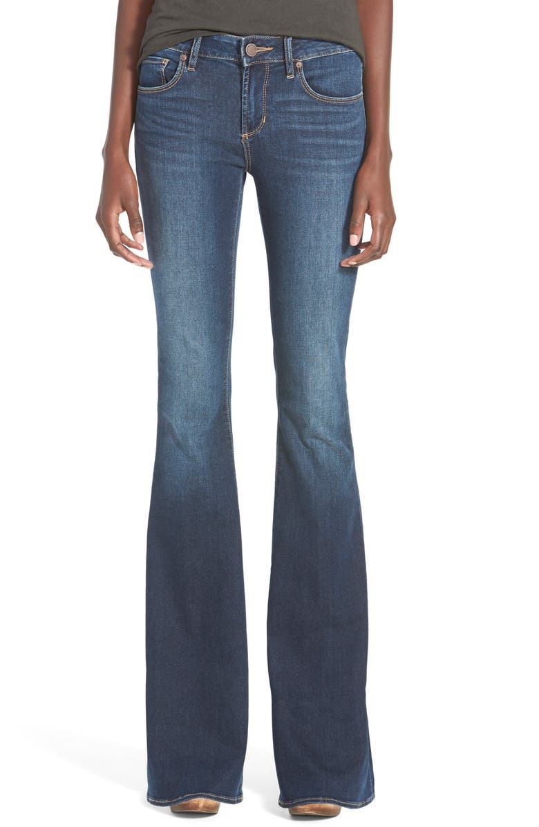 ARTICLES OF SOCIETY Red Label 'Kick' Flare Jeans, Main, color, 710