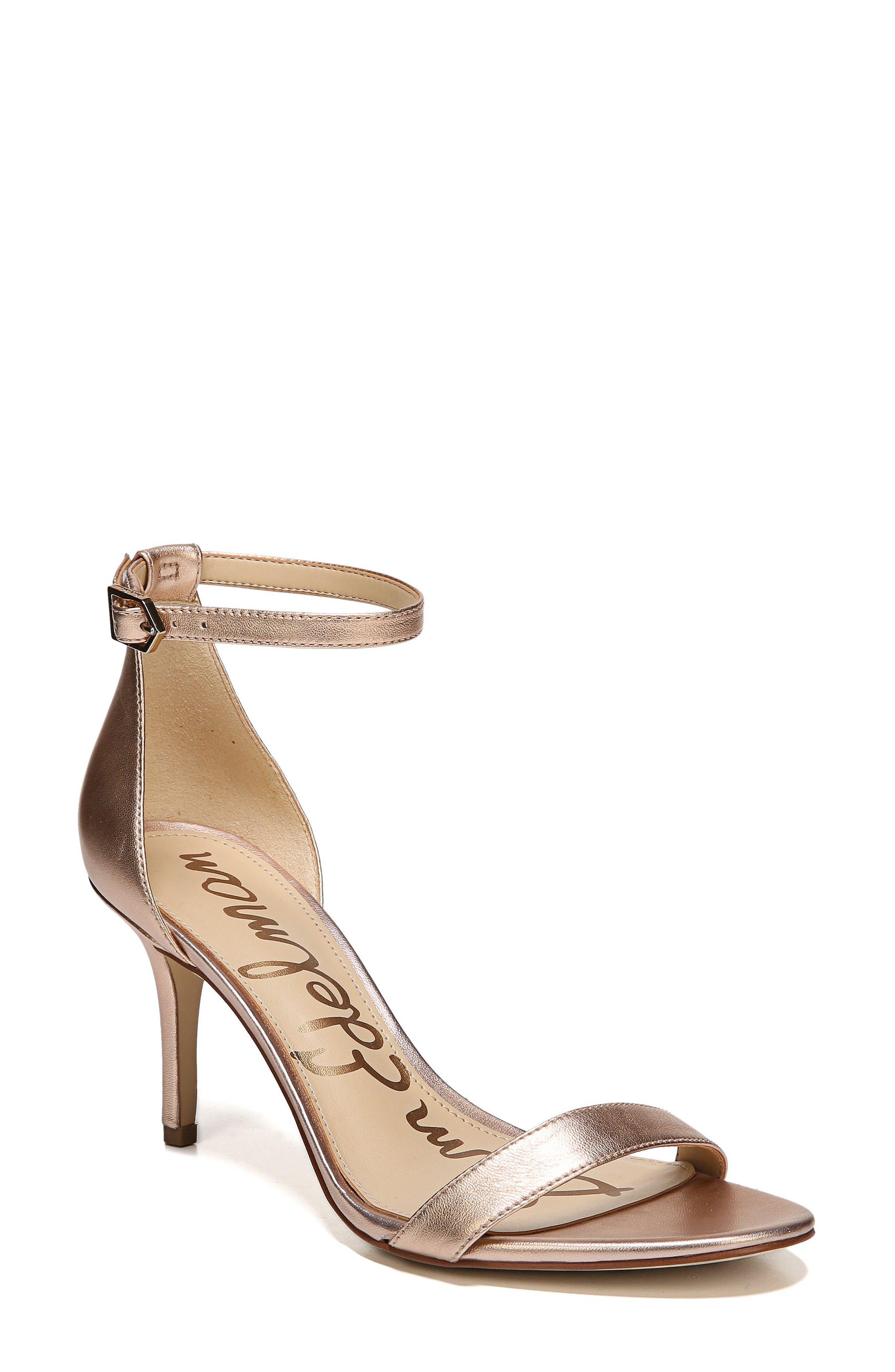 ,                             'Patti' Ankle Strap Sandal,                             Main thumbnail 168, color,                             220