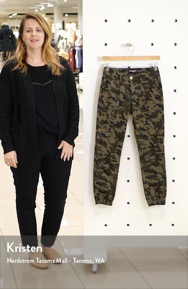 Olive Camo Jogger Pants, sales video thumbnail