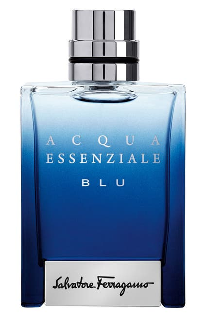 Image of Salvatore Ferragamo Acqua Essenziale Blu Eau de Toilette Spray - 3.4 oz.