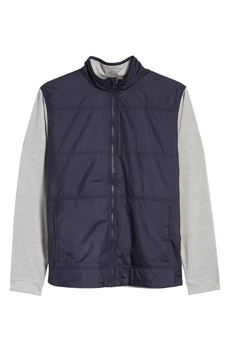 CUTTER & BUCK Stealth Classic Jacket, Main, color, LIBERTY NAVY/ POLISHED