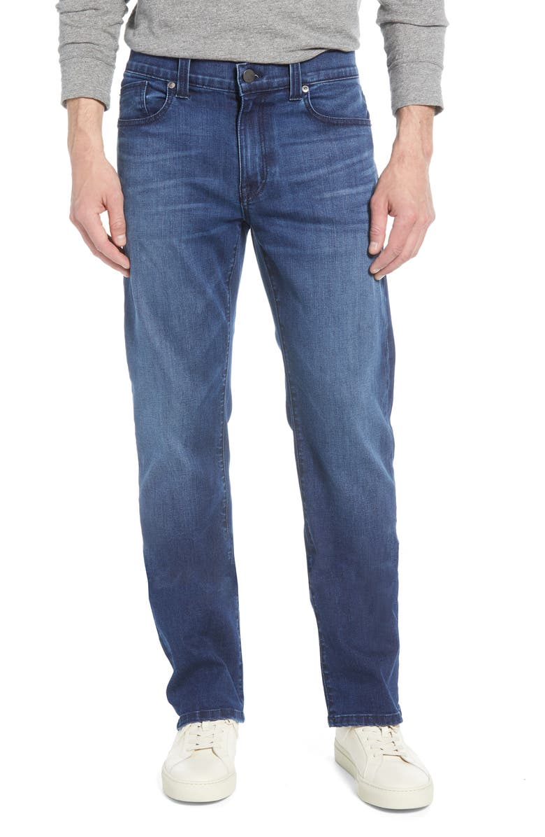 FIDELITY DENIM 50-11 Relaxed Fit Jeans, Main, color, MANDRAKE