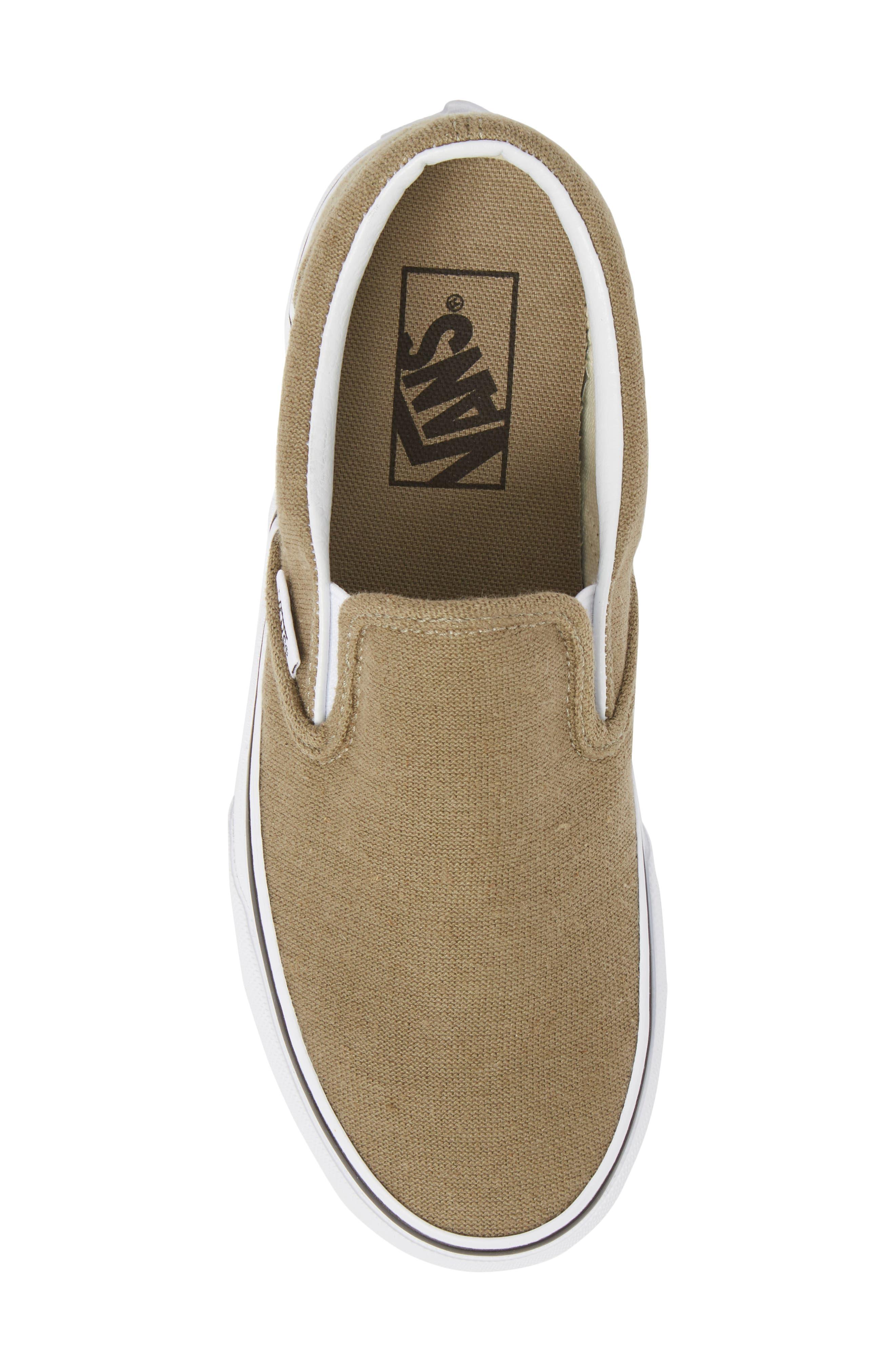 ,                             Classic Slip-On Sneaker,                             Alternate thumbnail 145, color,                             310