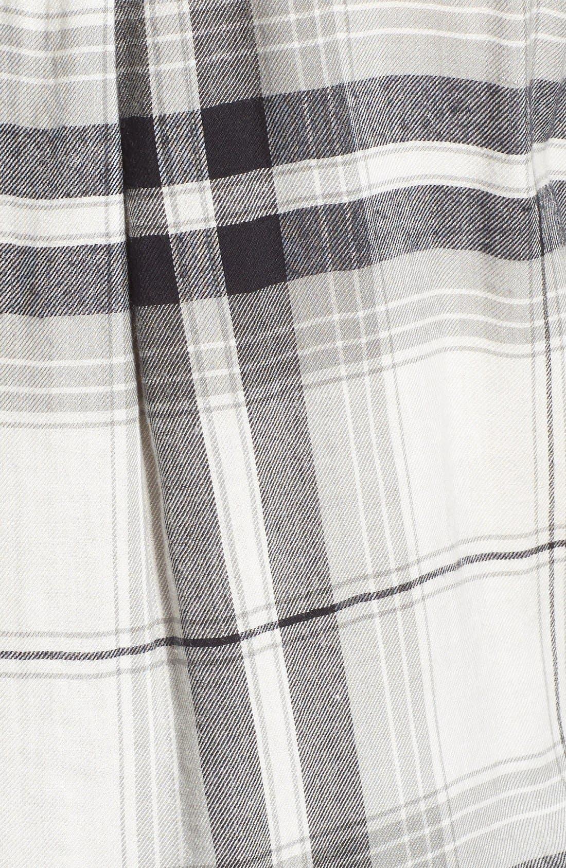 ,                             Plaid Tunic Shirt,                             Alternate thumbnail 41, color,                             900