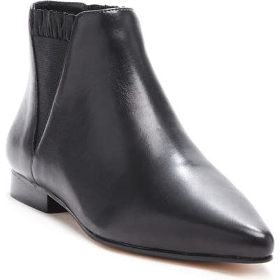 Sole Society Keesha Chelsea Boot- Black