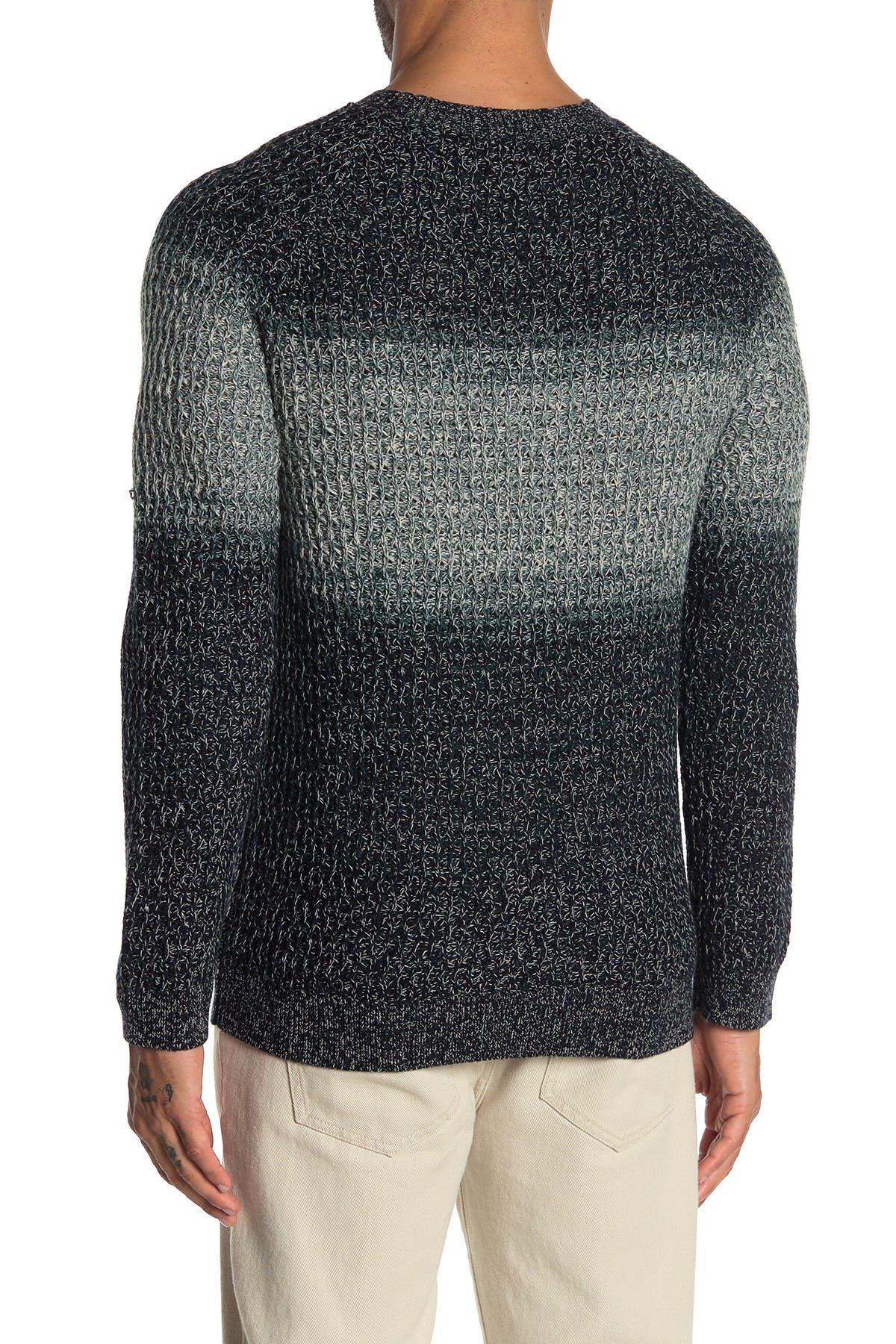 Image of Theory Alcone New Sovereign Wool Sweater