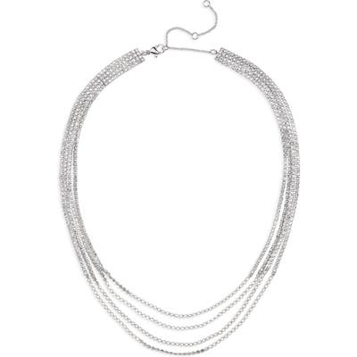 Bp. Crystal Layered Necklace